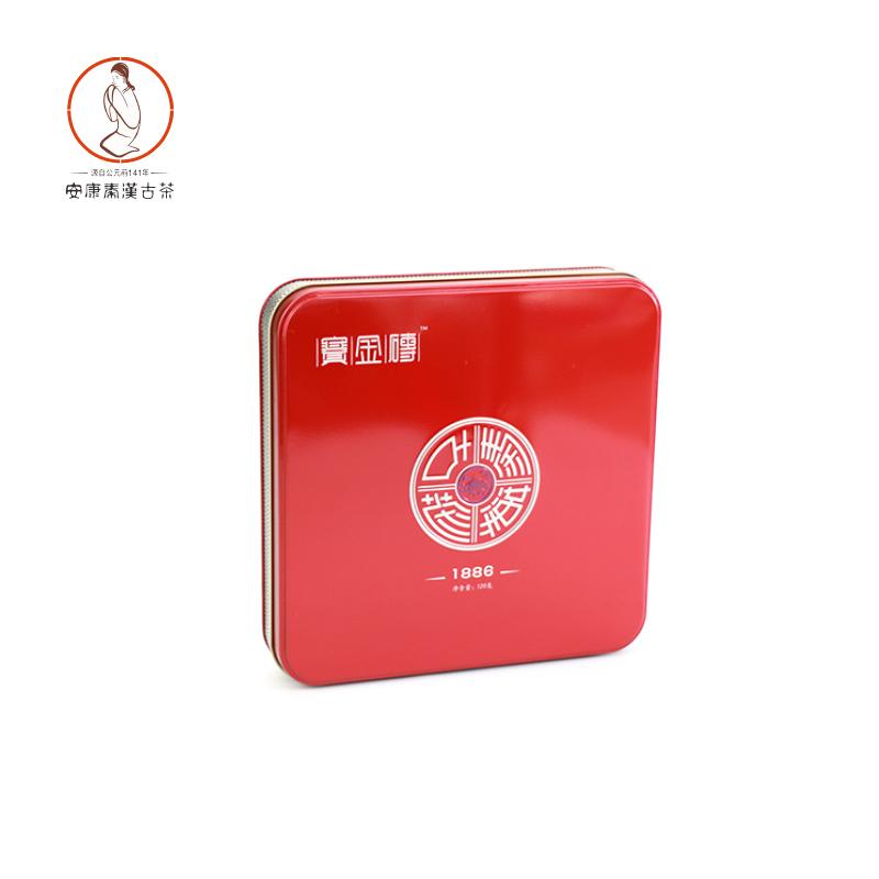 【秦汉古茶】1886  120g(4小盒*30g)