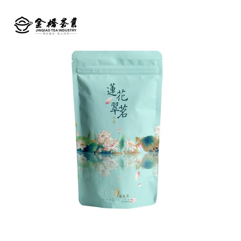 【金桥】莲花翠茗 袋装100g