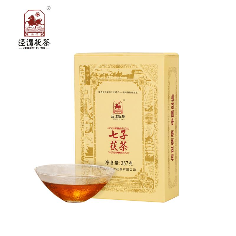 【泾渭茯茶】七子茯