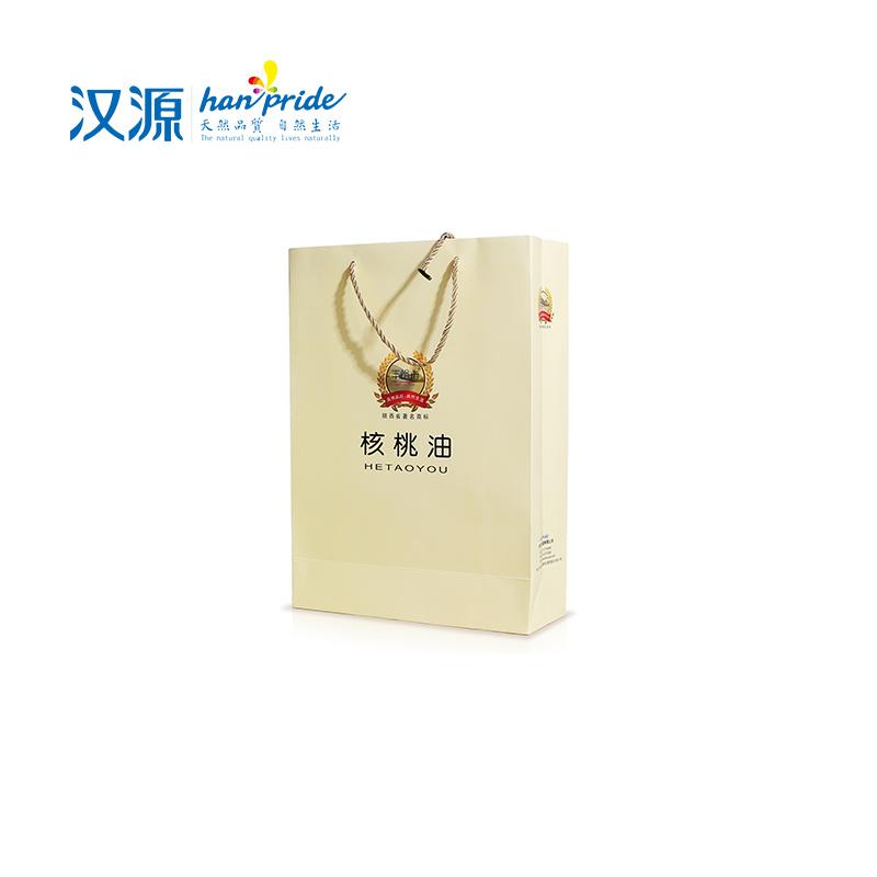 【汉源】丰裕坊野生核桃油(白色浪漫礼盒)