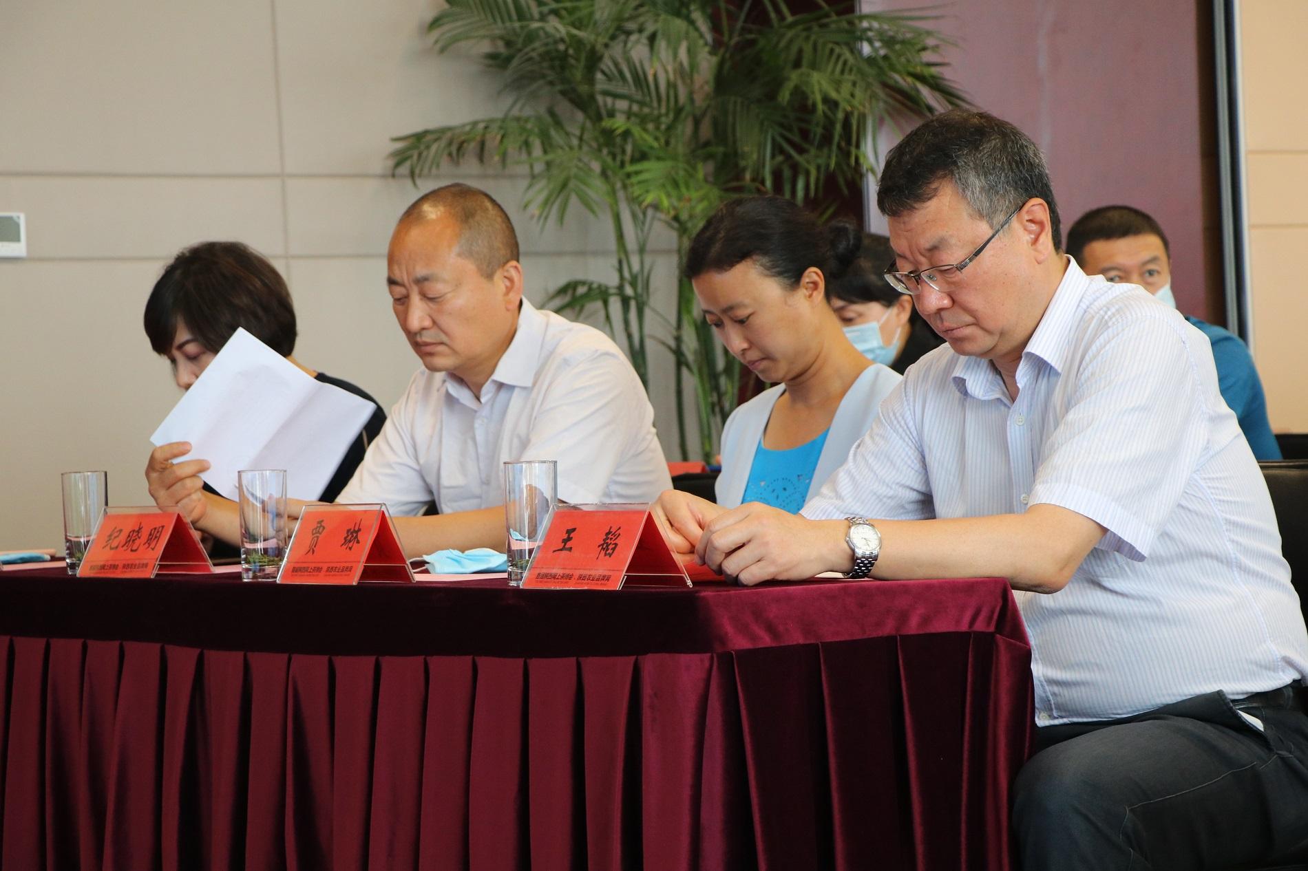 陕西省农业农村厅党组成员、副厅长王韬