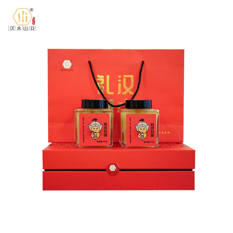 韩信的蜜(枇杷蜜)1000g/盒
